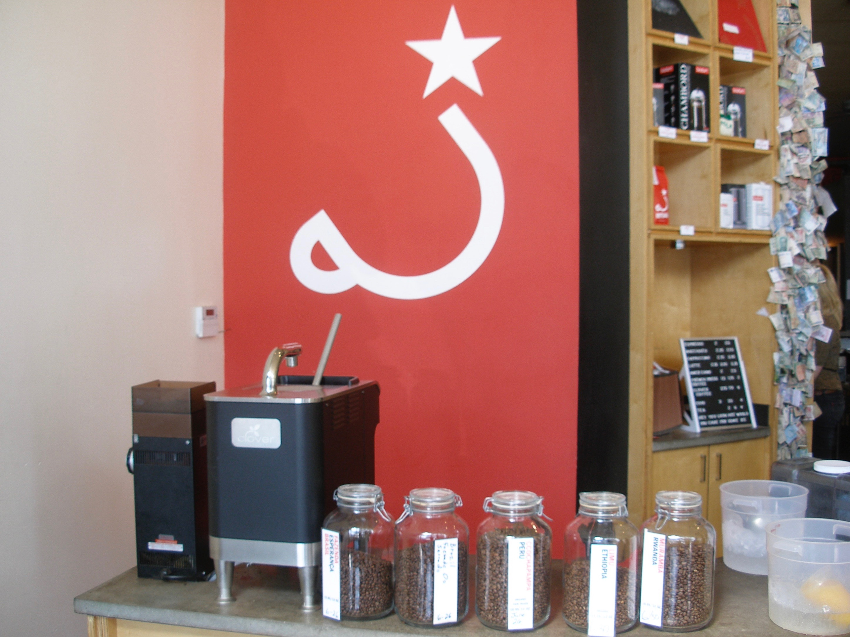Ritual Coffee Roasters: Compelling Mission District Cafe