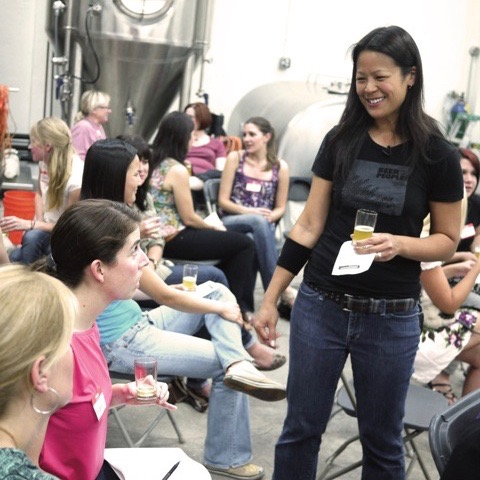 Interview: Eagle Rock Brewery co-owner Ting Su