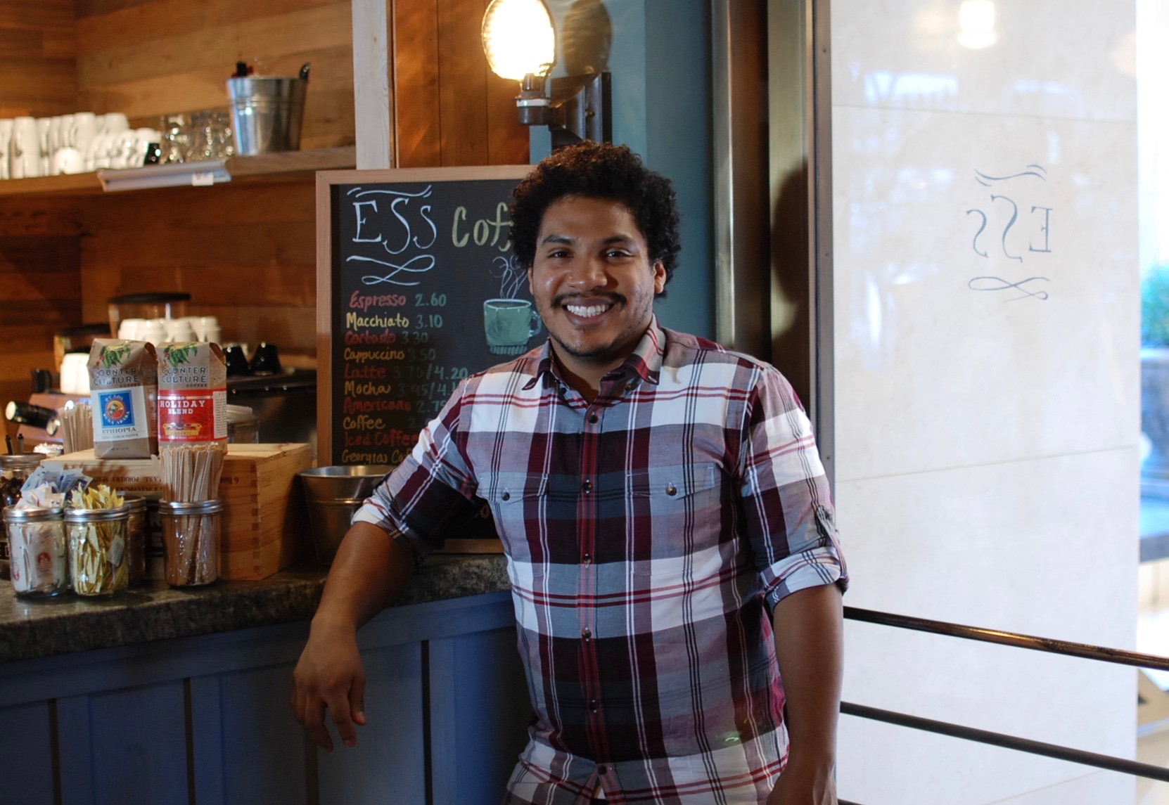 Interview: coffee pro Alfred Lopez (Empire State South)