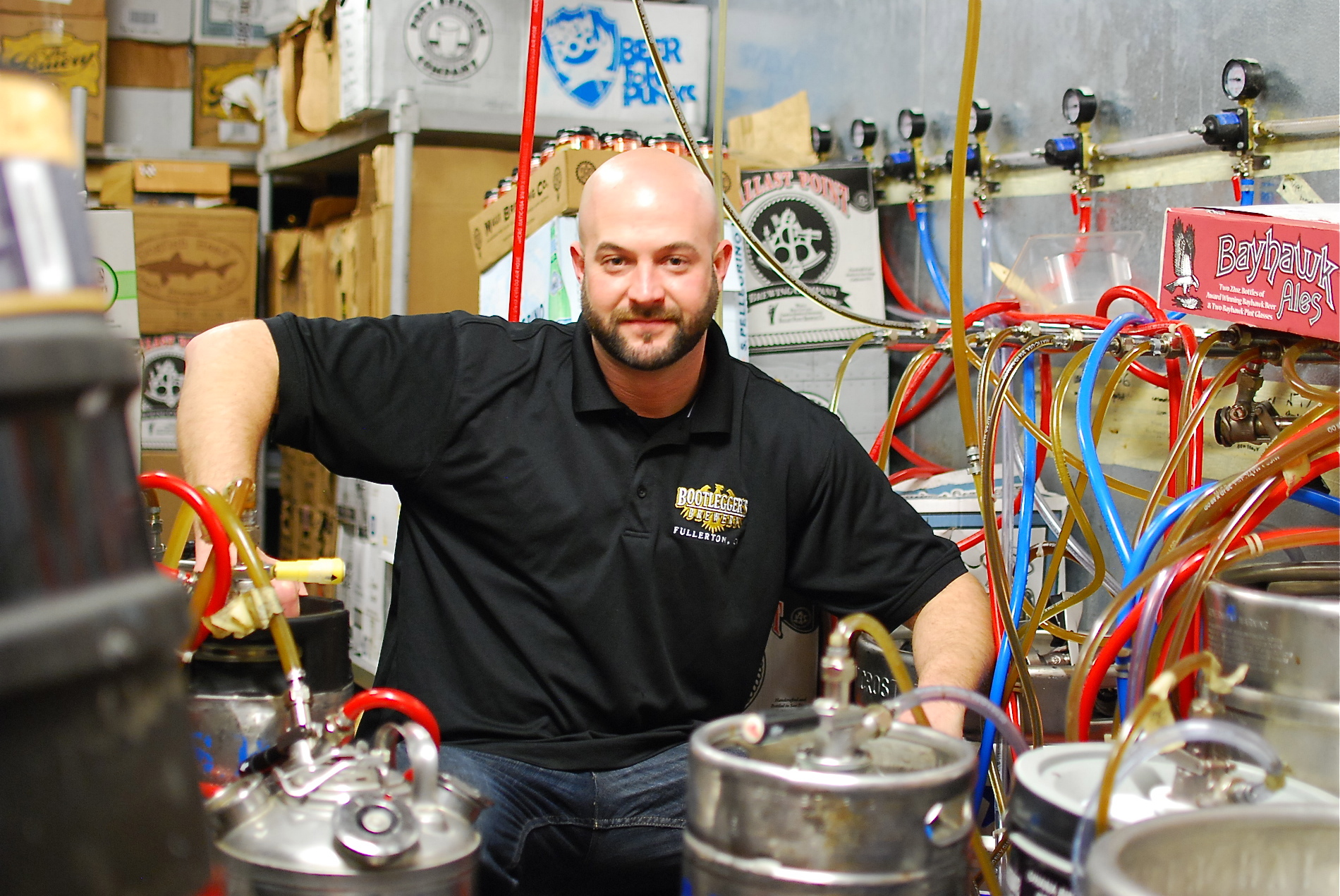 Interview: beer pro Clay Harding (38 Degrees Ale House & Grill)