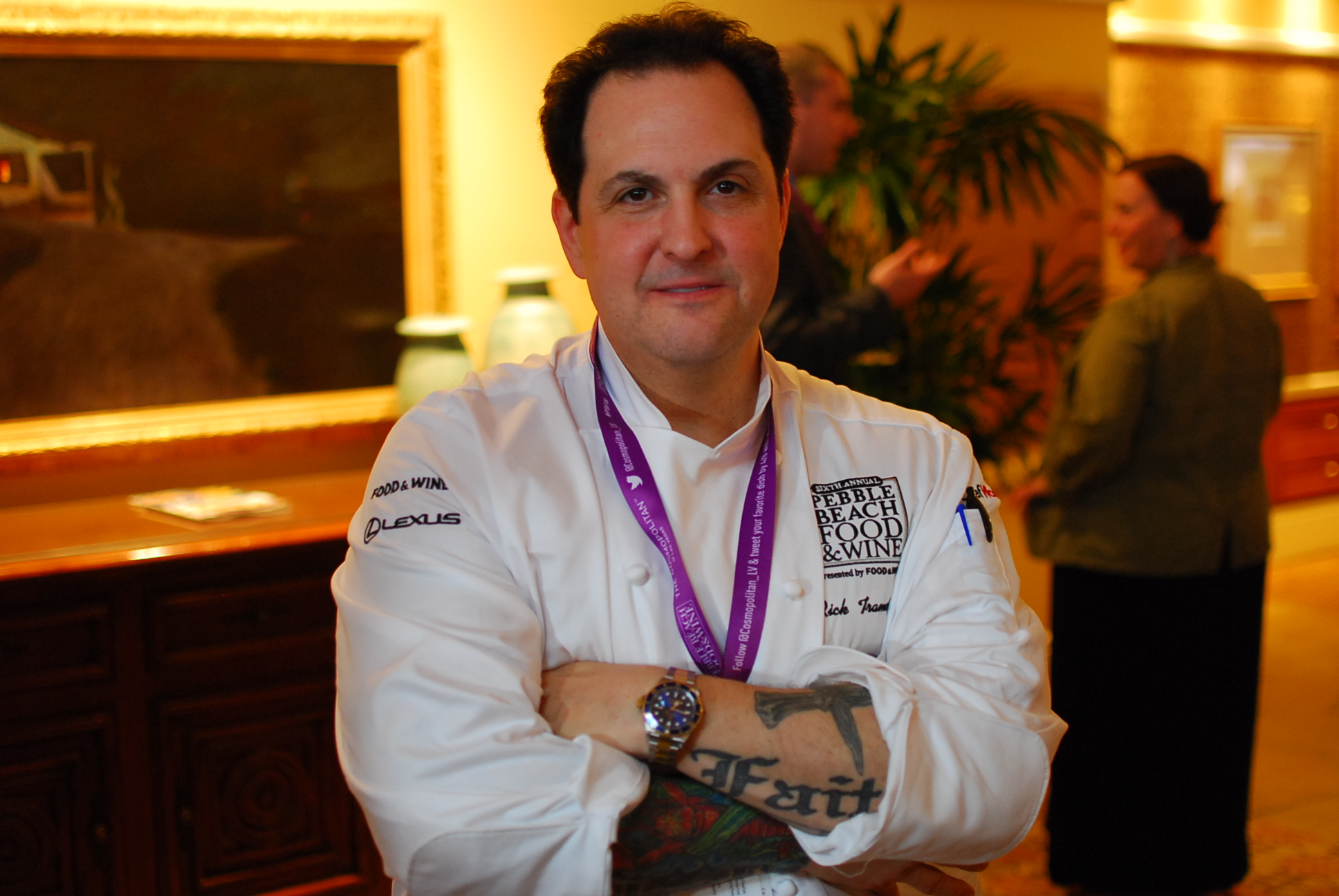 Interview: chef Rick Tramonto