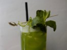 A.O.C. Green Iced Tea (Drink of the Week)